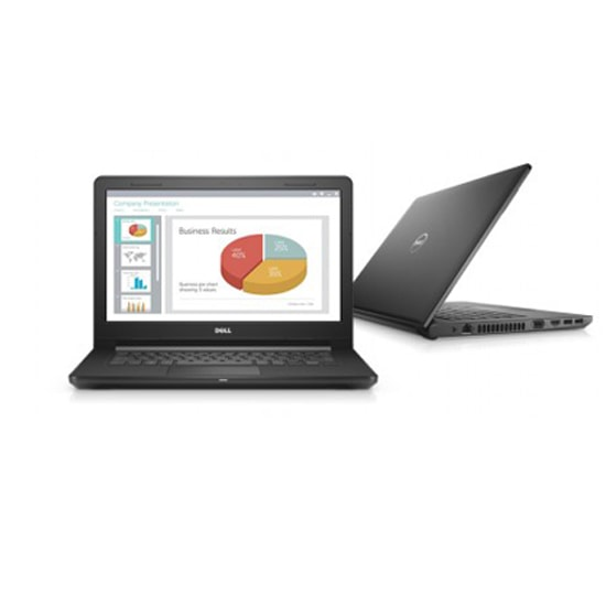 dell Vostro 3568 7th‐BLK‐i5‐4GB