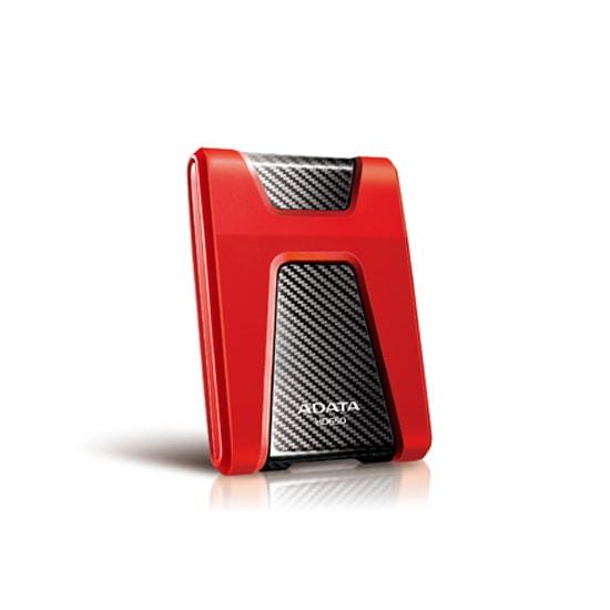 ADATA HD 650 Red -1 TB