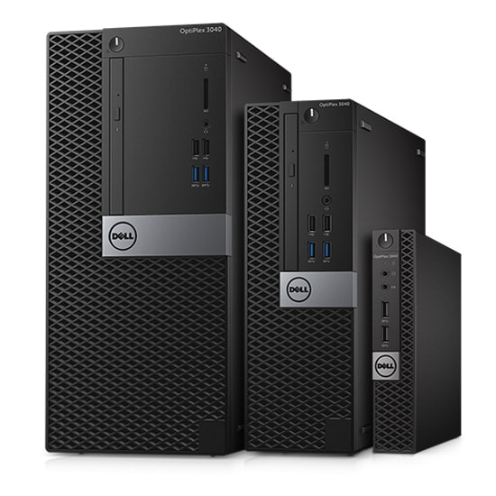 Dell Opti 3040MT-DOS-i7- 500GB-4GB