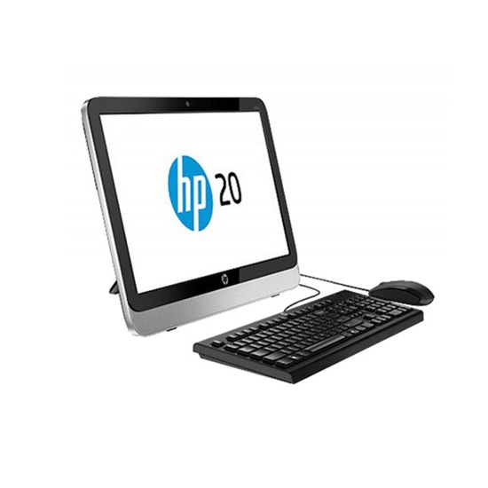 HP AIO 20-C011l -PQC 6th Gen Quad Core