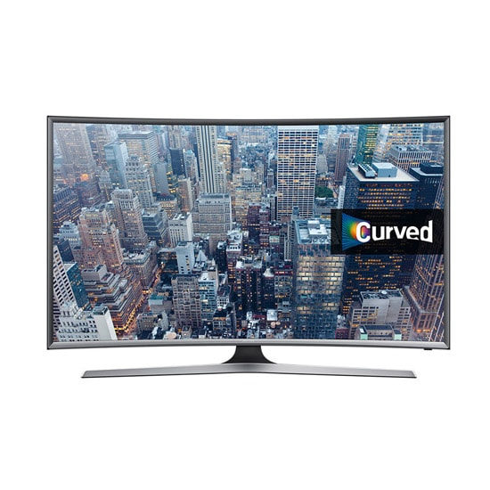 55 Inch Samsung J6300 Curved Smart LED