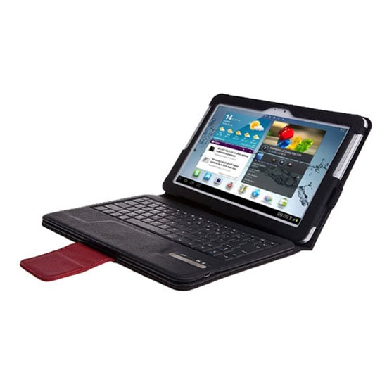 Galaxy Bluetooth Cover With Keyboard 10.1 Inch