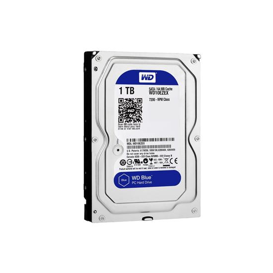 Western Digital WD WD10EZEX 1TB HDD