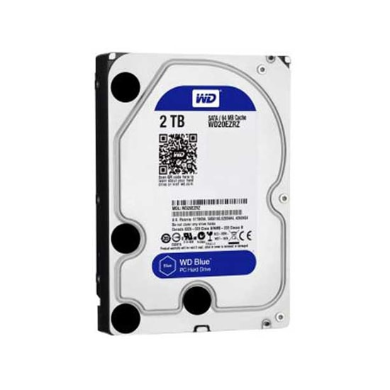 Western Digital 2TB 3.5