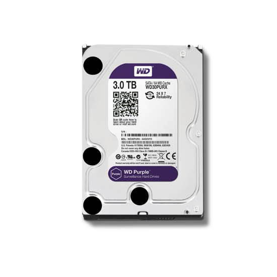 Western Digital WD30EZRZ-3TB Desktop HDD