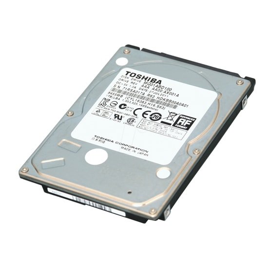 Toshiba MQ01ABF050M Internal Laptop HDD