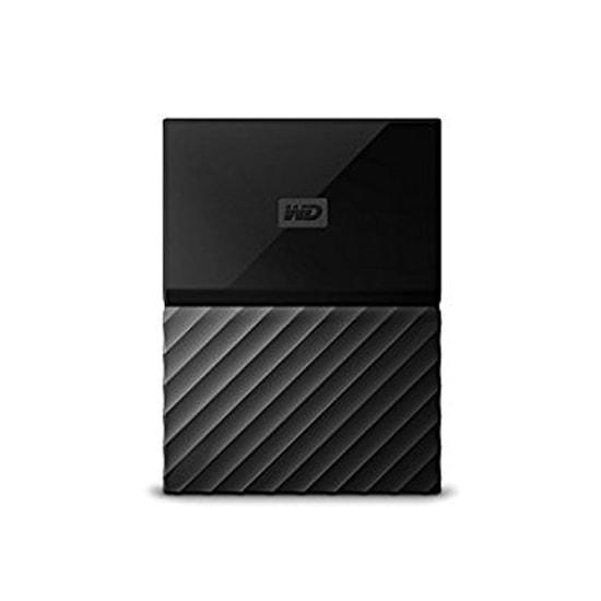 Western Digital WDBYFT0040BBK -4TB