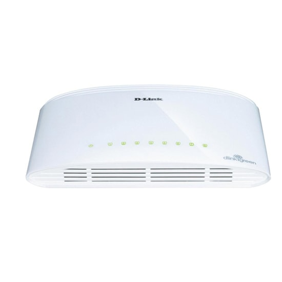 D-Link DGS-1008 D 8-Port Desktop Switch