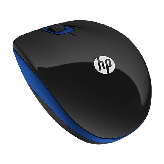 HP Z3600 Wireless Mouse-Gold-Black