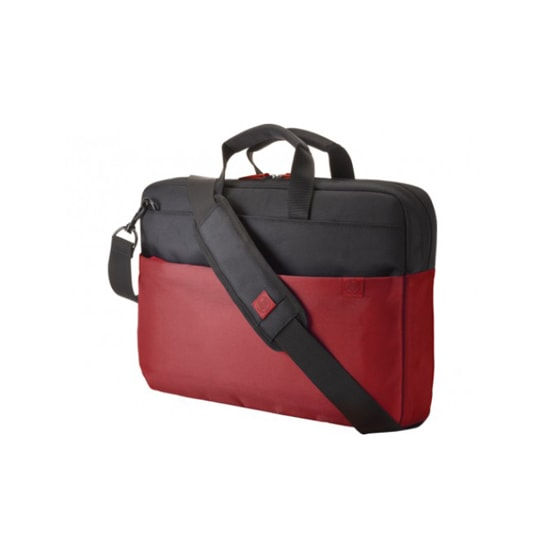 HP 15.6 Duotone Red-Blue BriefCase