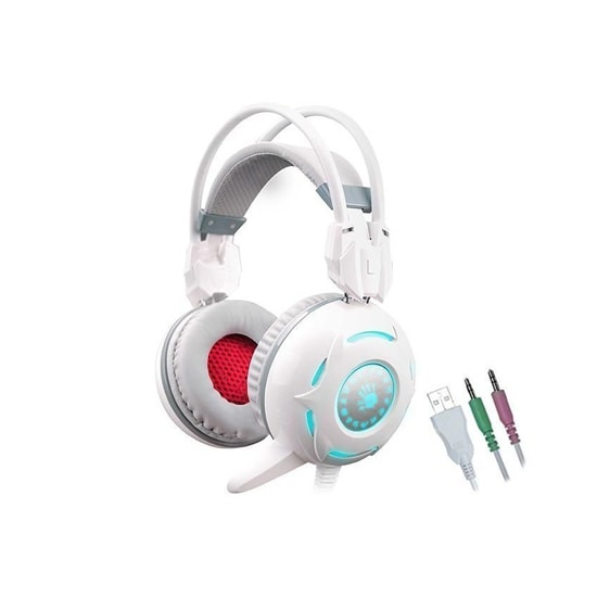 A4 TECH G300 WHITE Headphones