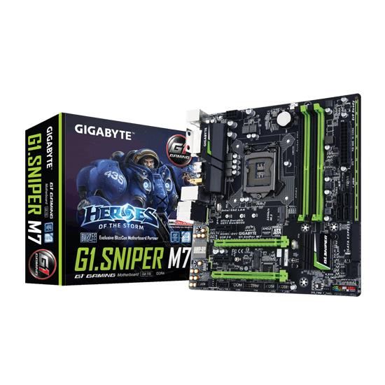 GIGABYTE G1.SNIPER M7 Motherboard