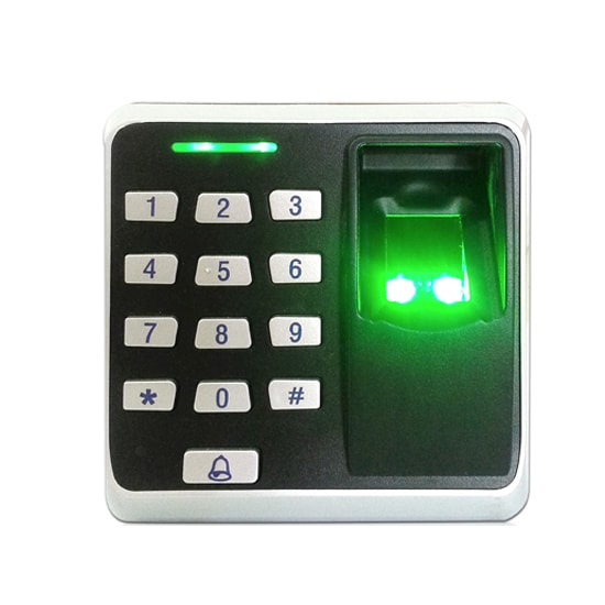 F01 FINGER-RFID ACCESS CONTROLLER