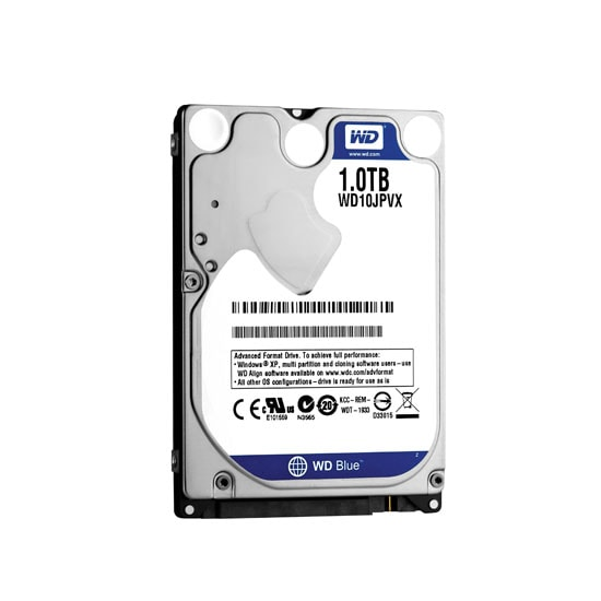Toshiba WD10JPVX Internal Laptop HDD