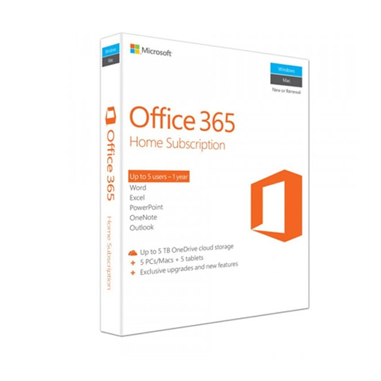 Microsoft 6GQ-00757 OFFICE 365 HOME