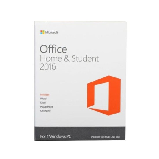 Microsoft 79G-04363 Office 2016 Home
