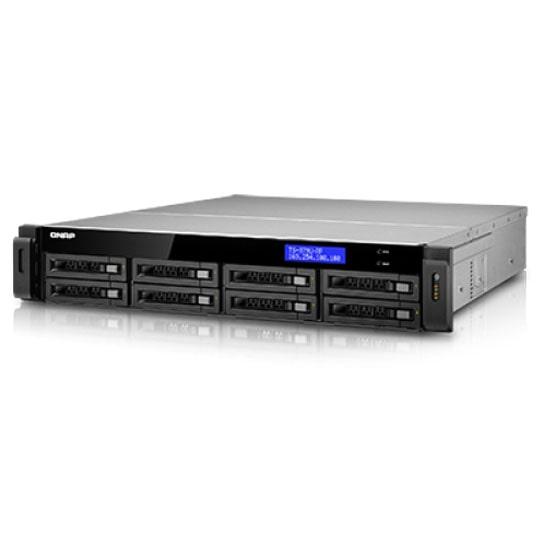 QNAP TS-879U-RP 10GbE NAS Server