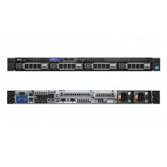 Dell PowerEdgeR430 6Core Rack Server