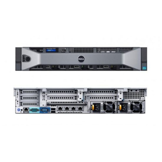 Dell PowerEdgeR730 4-Core Server 16GB