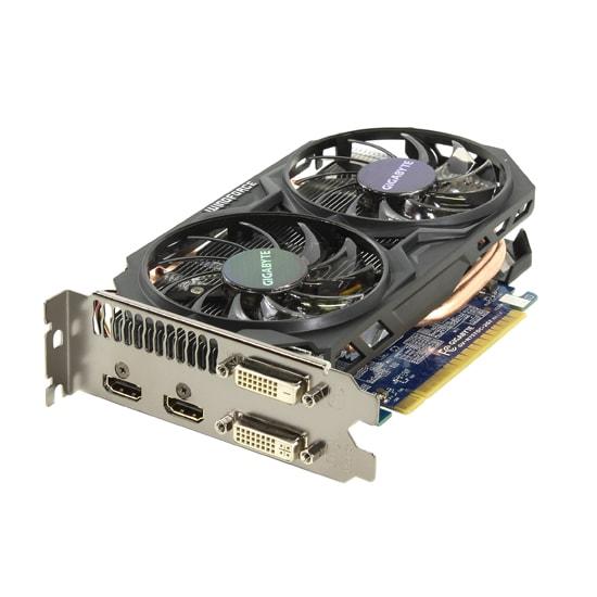 GIGABYTE GV-N75TOC-2GI 2 GB DDR5