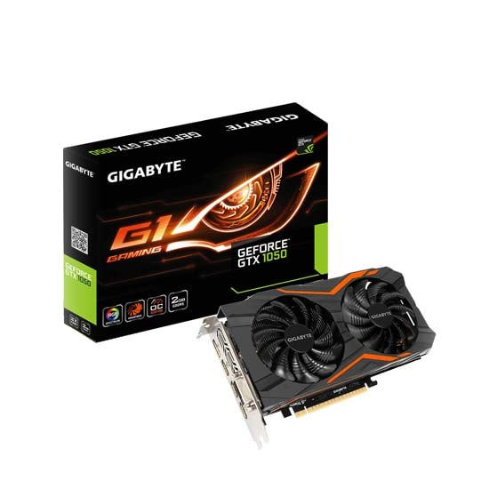 GIGABYTE GV-N1050G1 GAMING-2GD 2 GB