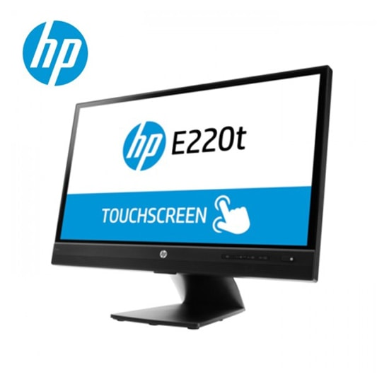 HP EliteDisplay E220T Monitor