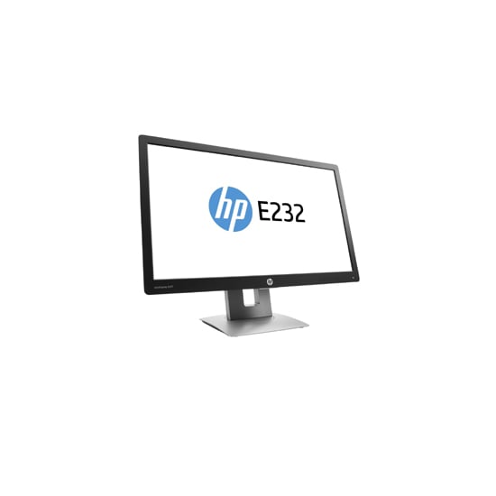 HP Elite E232 23 Inch LED Monitor