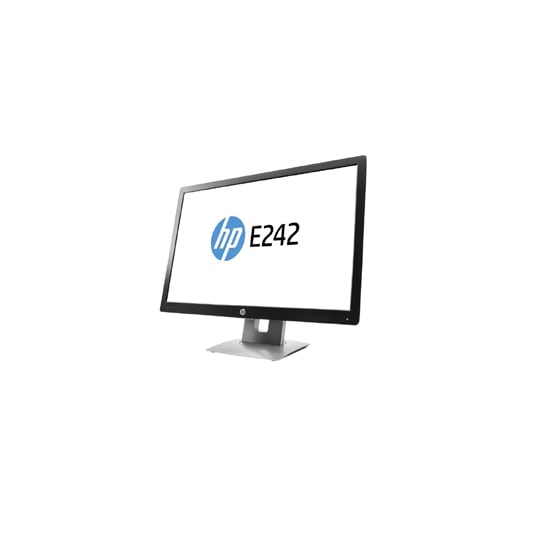 HP Elite E242 24 Inch LED Monitor