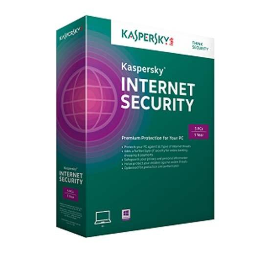Kaspersky 2017 Internet Security