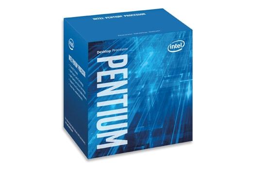 Pentium Processor G4400