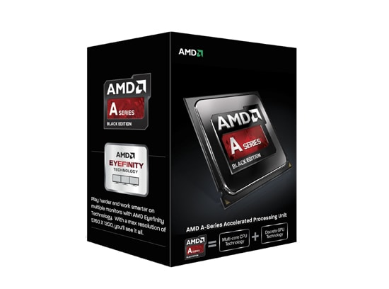 AMD A10-6800K Richland