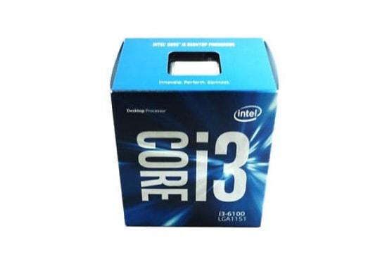 Intel 6th Gen Core i3-6100
